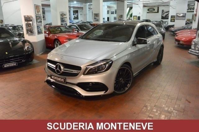 Sold mercedes a45 amg usata del 20 used cars for sale - Auto usate porta portese roma ...