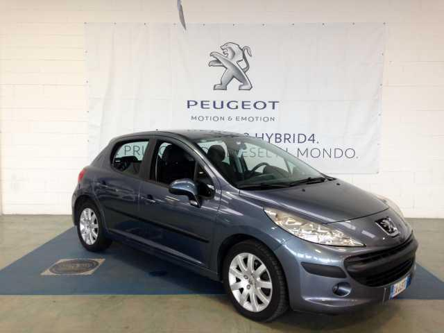 sold peugeot 207 1 6 hdi 90cv 5 po used cars for sale autouncle. Black Bedroom Furniture Sets. Home Design Ideas