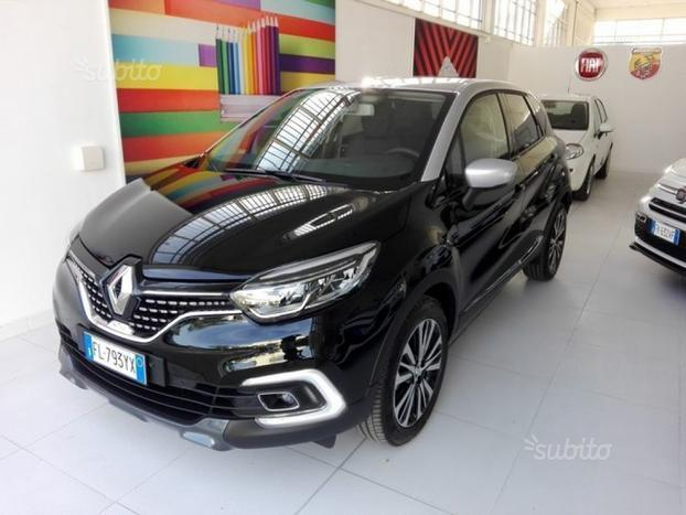 sold renault captur initiale paris used cars for sale. Black Bedroom Furniture Sets. Home Design Ideas