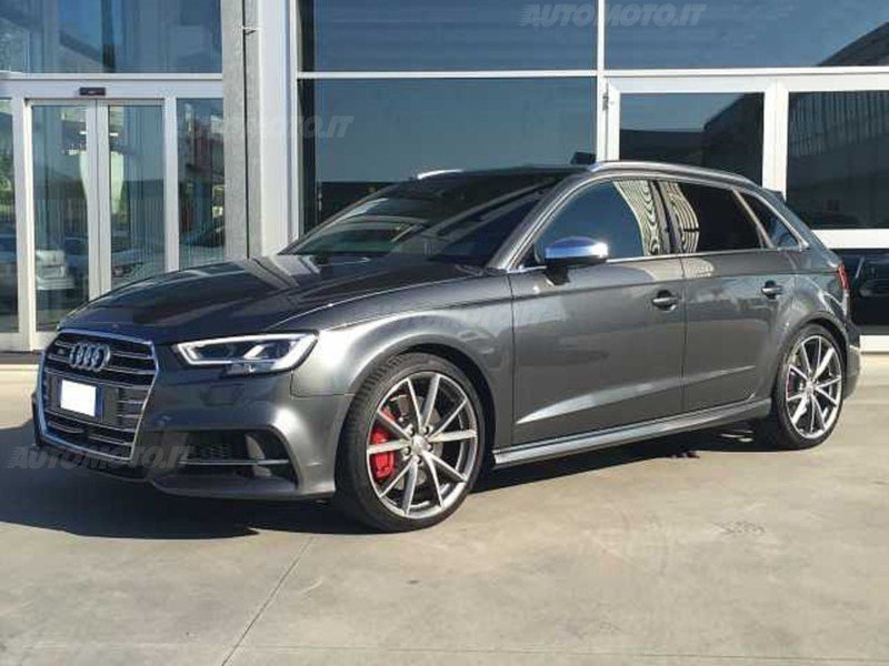 sold audi s3 sportback 2 0 tfsi qu used cars for sale autouncle. Black Bedroom Furniture Sets. Home Design Ideas