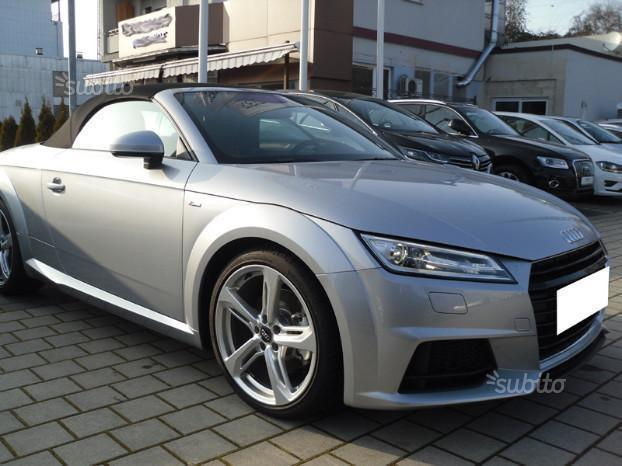 sold audi tt roadster cabrio s lin used cars for sale. Black Bedroom Furniture Sets. Home Design Ideas