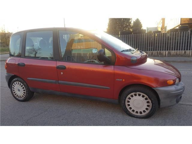 sold fiat multipla 1 9 jtd sx used cars for sale autouncle. Black Bedroom Furniture Sets. Home Design Ideas