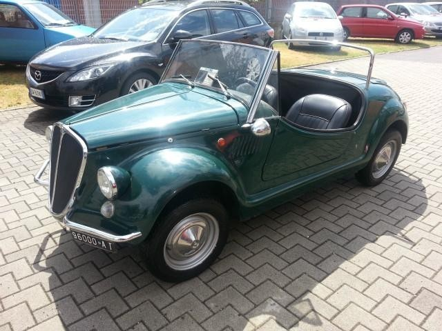 Connu Sold Fiat 500 VIGNALE SPIDER GAMINE - used cars for sale - AutoUncle MC51