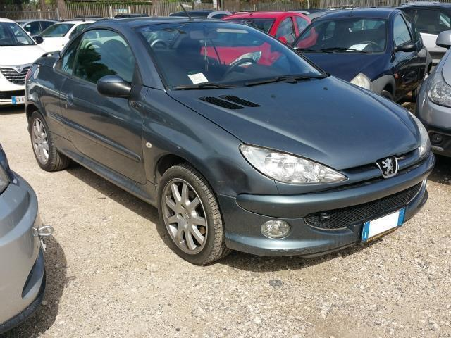 sold peugeot 206 cc 1 6 hdi 110cv used cars for sale autouncle. Black Bedroom Furniture Sets. Home Design Ideas