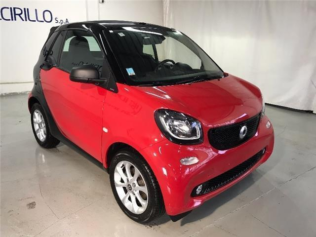 sold smart fortwo cabrio 70 1 0 tw used cars for sale. Black Bedroom Furniture Sets. Home Design Ideas