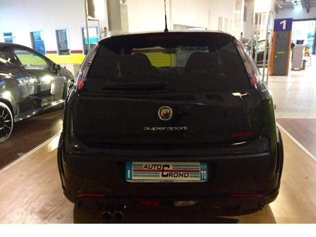 Sold Abarth Punto Evo 180 Cv Super Used Cars For Sale