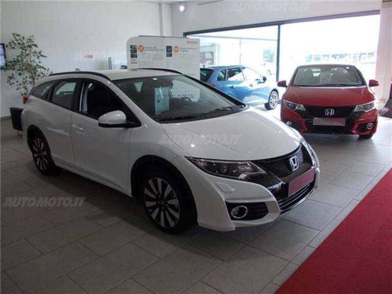 sold honda civic tourer 1 6 i dtec used cars for sale autouncle. Black Bedroom Furniture Sets. Home Design Ideas