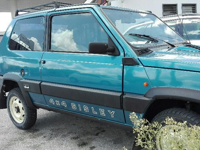 Usato usata 1989 fiat panda 4x4 1989 km in alte for Fiat panda 4x4 sisley usata