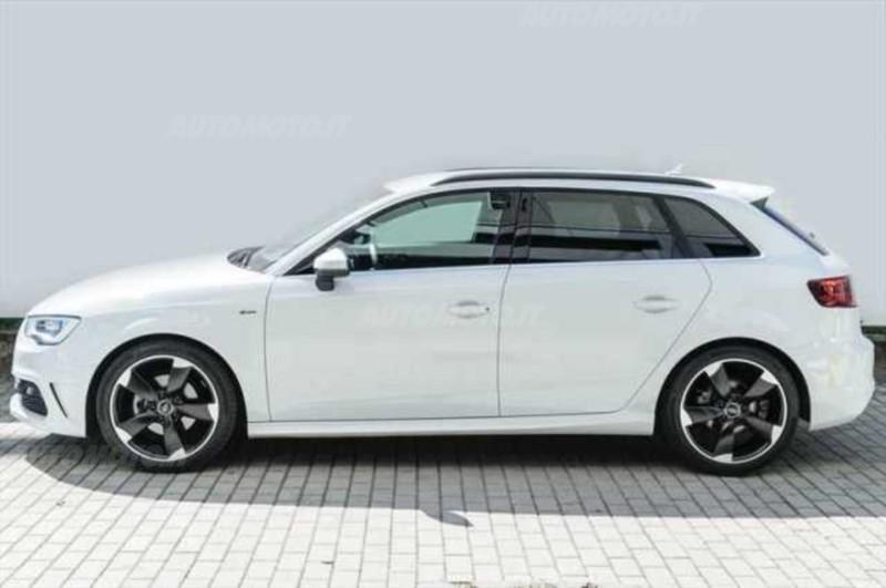 Audi a5 sportback usata lombardia 5