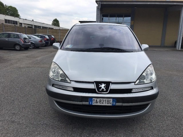 sold peugeot 807 2 2 hdi fap sv na used cars for sale autouncle. Black Bedroom Furniture Sets. Home Design Ideas