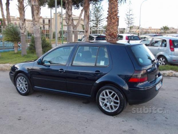 sold vw golf iv serie golf 1 9 tdi used cars for sale. Black Bedroom Furniture Sets. Home Design Ideas