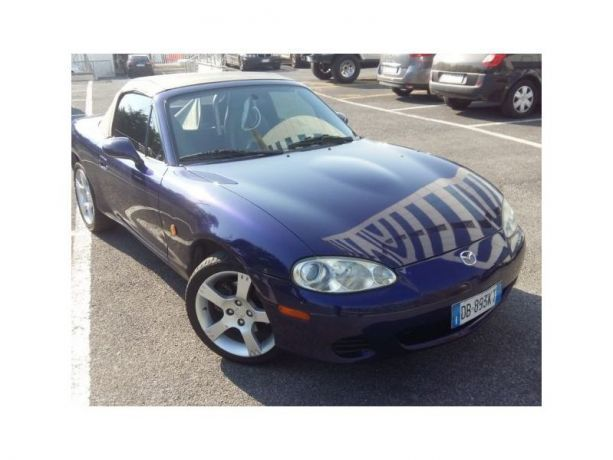 sold mazda mx5 twins 1 6 used cars for sale autouncle. Black Bedroom Furniture Sets. Home Design Ideas