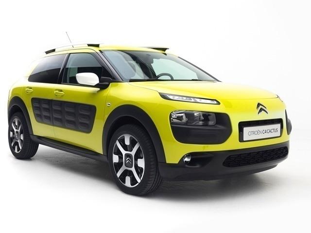 usata Citroën C4 Cactus BlueHDi 100 Shine nuova a Maniago