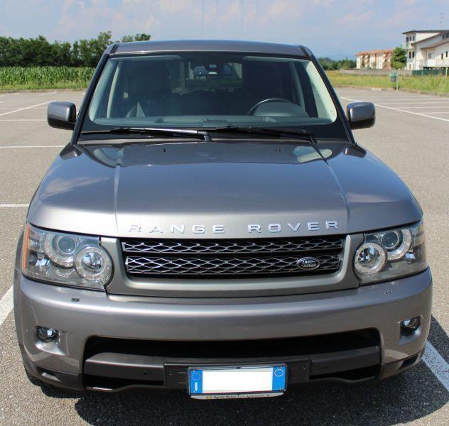 Sold Land Rover Range Rover Sport .