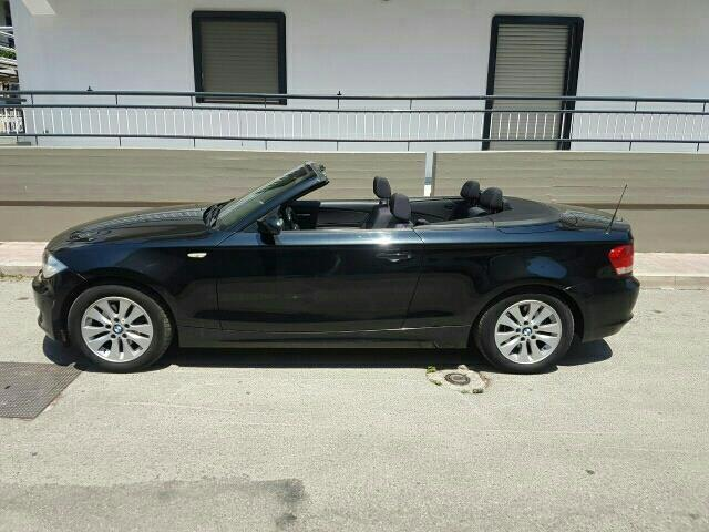 120 cabriolet compra bmw 120 cabriolet usate 142 auto in vendita. Black Bedroom Furniture Sets. Home Design Ideas