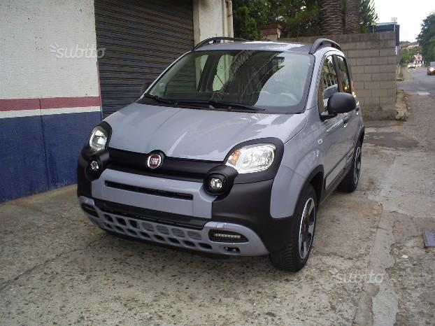 sold fiat panda cross 1 2 new city used cars for sale. Black Bedroom Furniture Sets. Home Design Ideas
