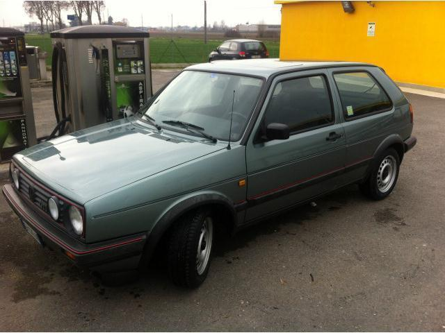 sold vw golf gti serie ii used cars for sale autouncle. Black Bedroom Furniture Sets. Home Design Ideas