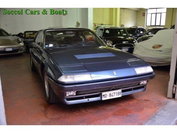 Sold Ferrari 400 412i Automatica Used Cars For Sale