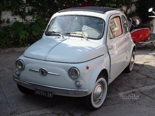 Sold Fiat 500 D Epoca Originale Used Cars For Sale
