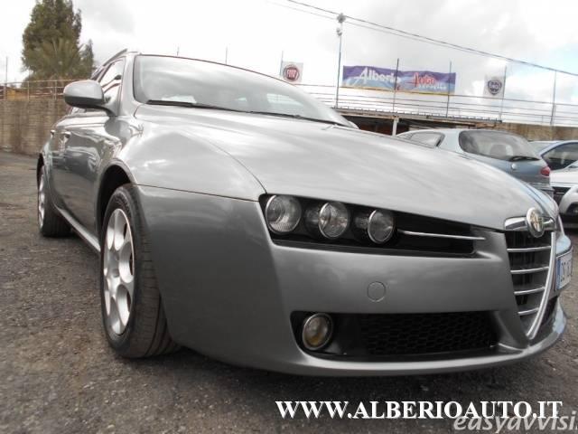 usata Alfa Romeo 159 1.9 JTDm 16V Sportwagon Distinctive TAGLIANDATA rif. 7386985