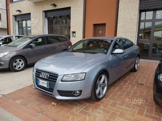 sold audi a5 sportback 2 0 tdi 170 used cars for sale autouncle. Black Bedroom Furniture Sets. Home Design Ideas