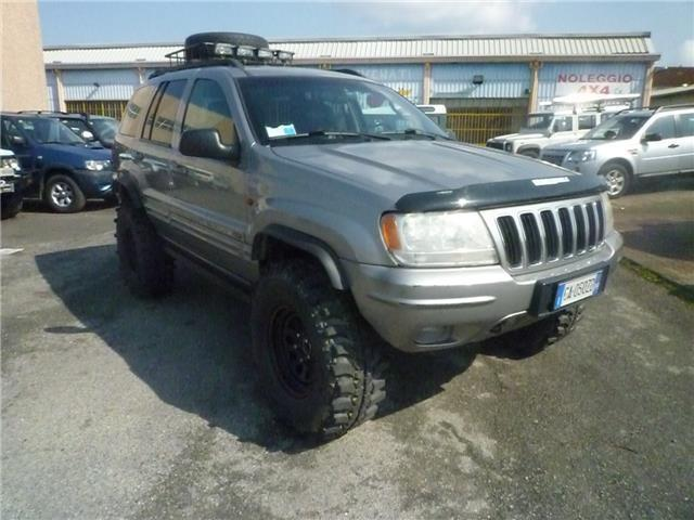 sold jeep grand cherokee 4 7 v8 ca used cars for sale. Black Bedroom Furniture Sets. Home Design Ideas