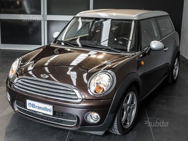venduto mini clubman r55 auto usate in vendita. Black Bedroom Furniture Sets. Home Design Ideas