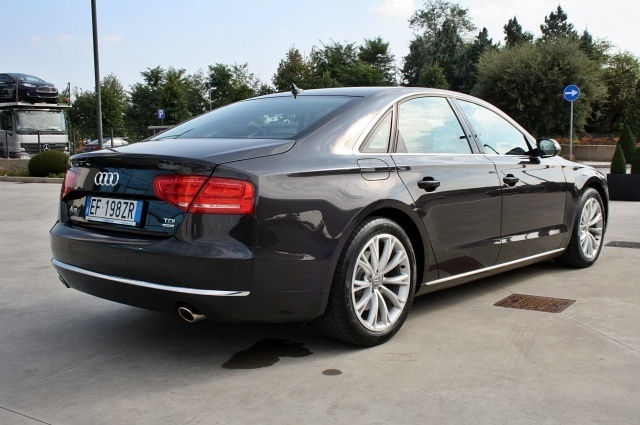 Audi a8 usata 2011 for sale 4