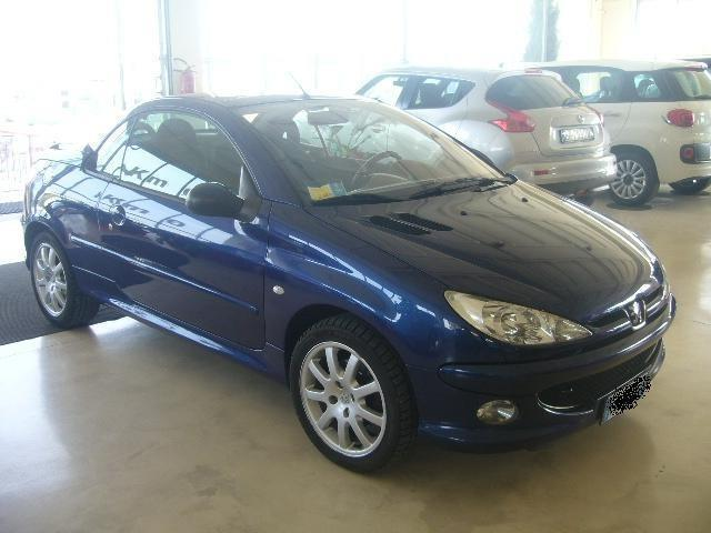 sold peugeot 206 cc 1 6 hdi used cars for sale autouncle. Black Bedroom Furniture Sets. Home Design Ideas