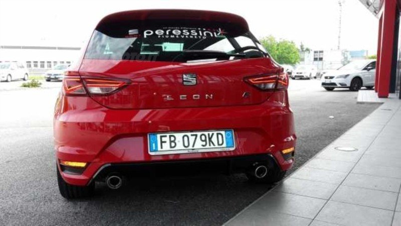 sold seat leon 1 4 tsi 125 cv 5p used cars for sale autouncle. Black Bedroom Furniture Sets. Home Design Ideas