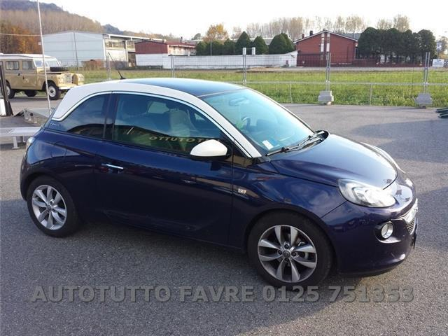 sold opel adam 1 4 87 cv slam used cars for sale autouncle. Black Bedroom Furniture Sets. Home Design Ideas