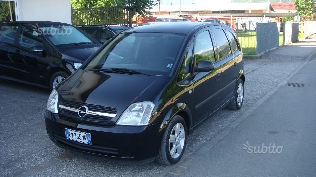 sold opel meriva 1 7 cdti nera used cars for sale. Black Bedroom Furniture Sets. Home Design Ideas