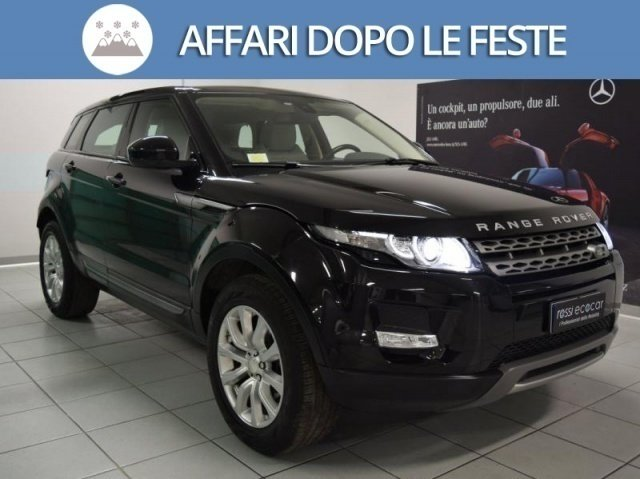Sold Land Rover Range Rover Evoque Used Cars For Sale