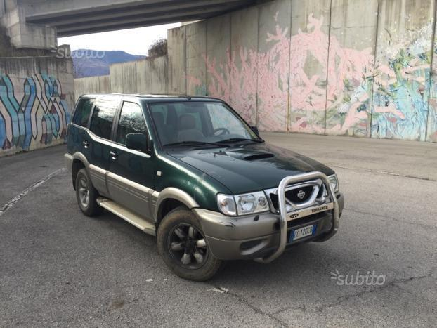 Sold Nissan Terrano Ii Used Cars For Sale Autouncle