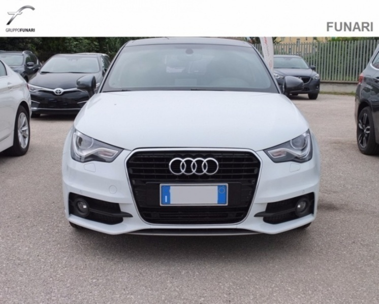 usato 1 4 tfsi 185 cv s tronic ambition audi a1 2013 km in sparanise. Black Bedroom Furniture Sets. Home Design Ideas