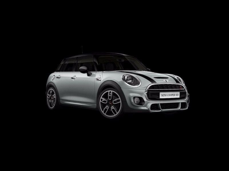 sold mini cooper sd 5 porte f55 used cars for sale autouncle. Black Bedroom Furniture Sets. Home Design Ideas