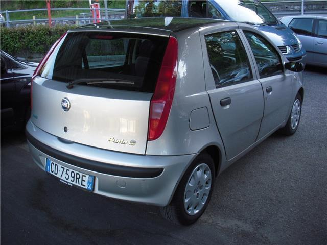 sold fiat punto 1 9 jtd 5 porte fe used cars for sale autouncle. Black Bedroom Furniture Sets. Home Design Ideas