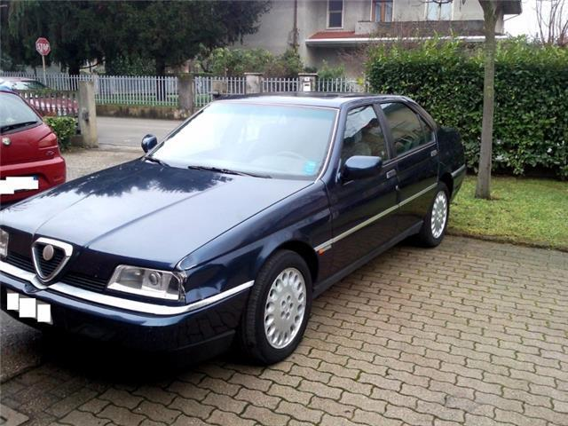 Sold Alfa Romeo 164 2 0i V6 Turbo Used Cars For Sale