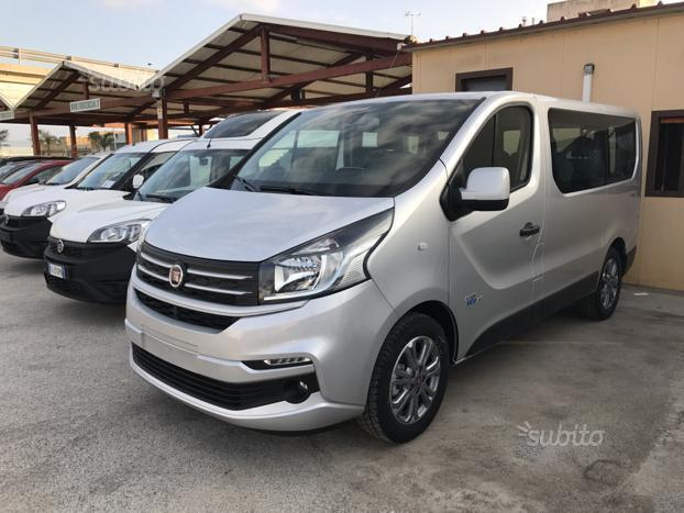 sold fiat talento 8 posti used cars for sale autouncle. Black Bedroom Furniture Sets. Home Design Ideas