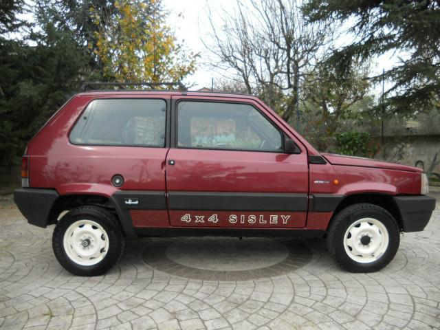 Sold fiat panda 4x4 4x4 sisley 1 0 used cars for sale for Panda 4x4 sisley off road