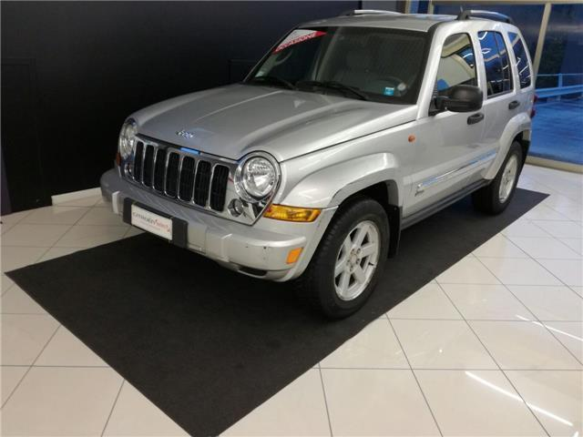 Sold Jeep Cherokee 2 8 Crd Limited Used Cars For Sale