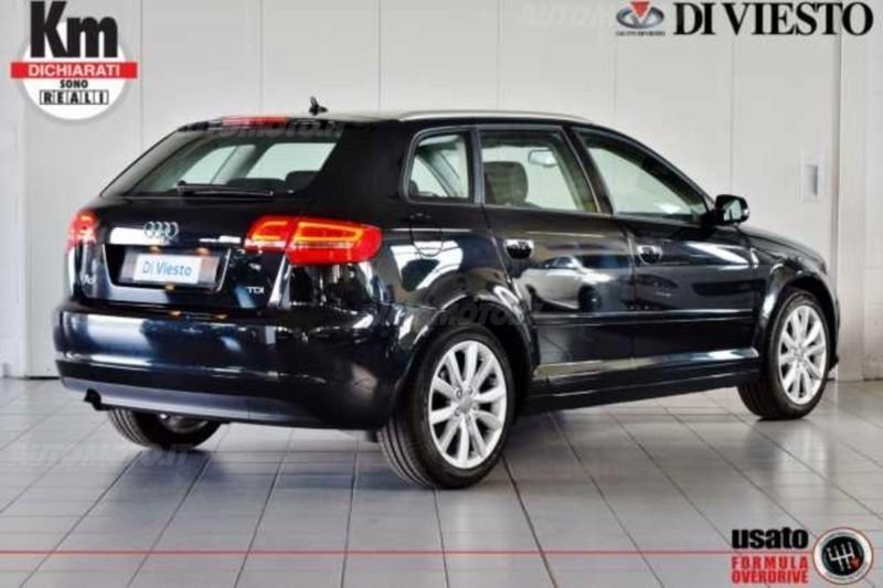 sold audi a3 sportback 1 6 tdi 105 used cars for sale autouncle. Black Bedroom Furniture Sets. Home Design Ideas