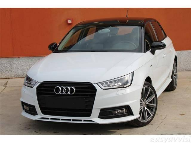 usata Audi A1 SPB 1.4 TDI S tronic S-Line Xenon