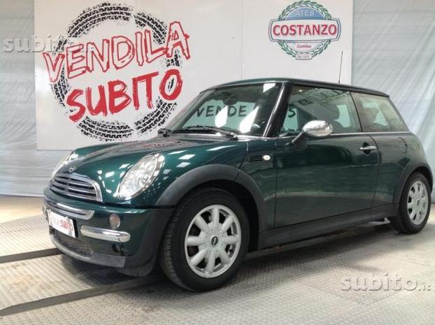 Venduto Mini One 1400 Diesel Deluxe U Auto Usate In Vendita
