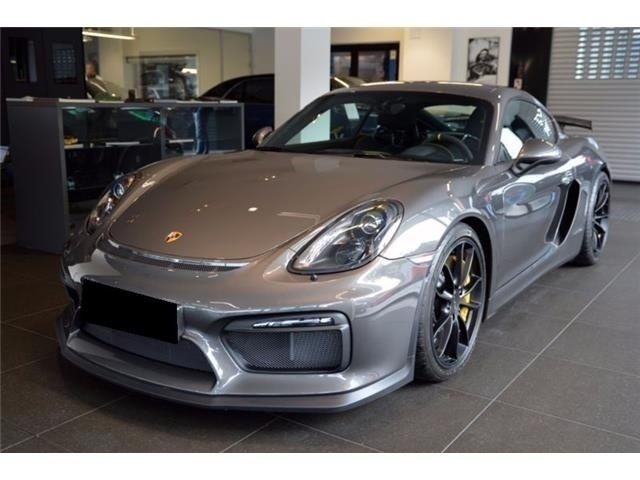 Sold Porsche Cayman Gt4 Caymancarb Used Cars For Sale Autouncle