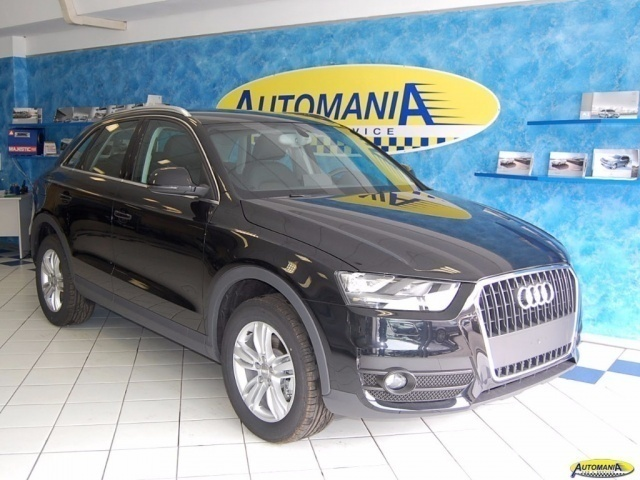usata Audi Q3 2.0 TDI Advanced Plus