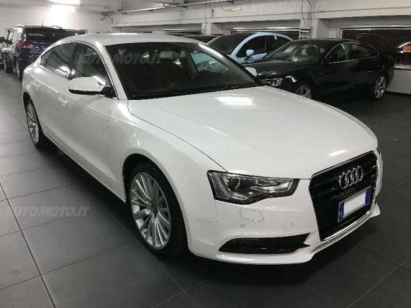 Audi a5 sportback usata 11
