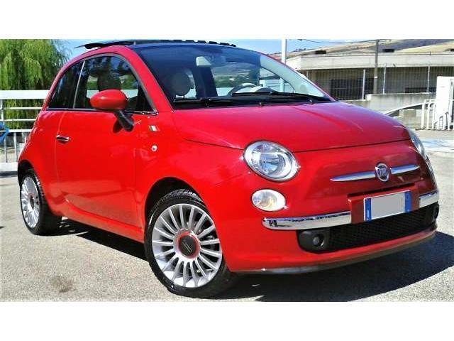 Venduto Fiat 500 Tetto Panoramico Apr Auto Usate In Vendita