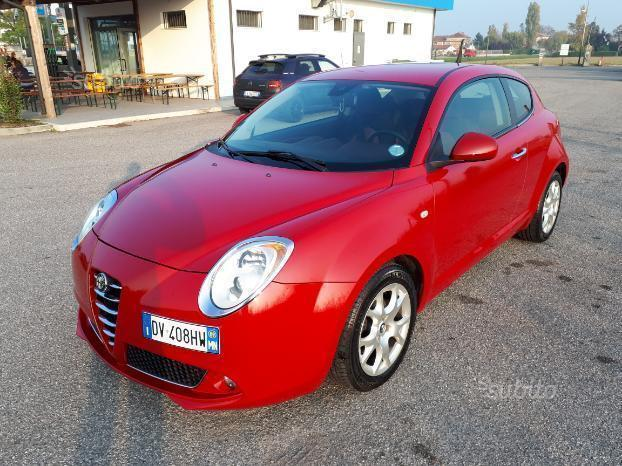 sold alfa romeo mito 1.3 jtdm dies. - used cars for sale - autouncle