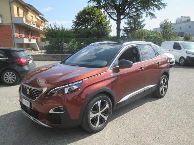 sold peugeot 3008 2 0 bluehdi 180c used cars for sale autouncle. Black Bedroom Furniture Sets. Home Design Ideas